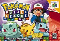 Pokémon Puzzle League Cover