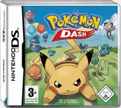 Pokemon Dash-Packung