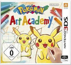 Art Academy-Cover