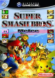 Cover von Super Smash Bros. Melee
