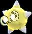 Gelbes Meteno in Kernform