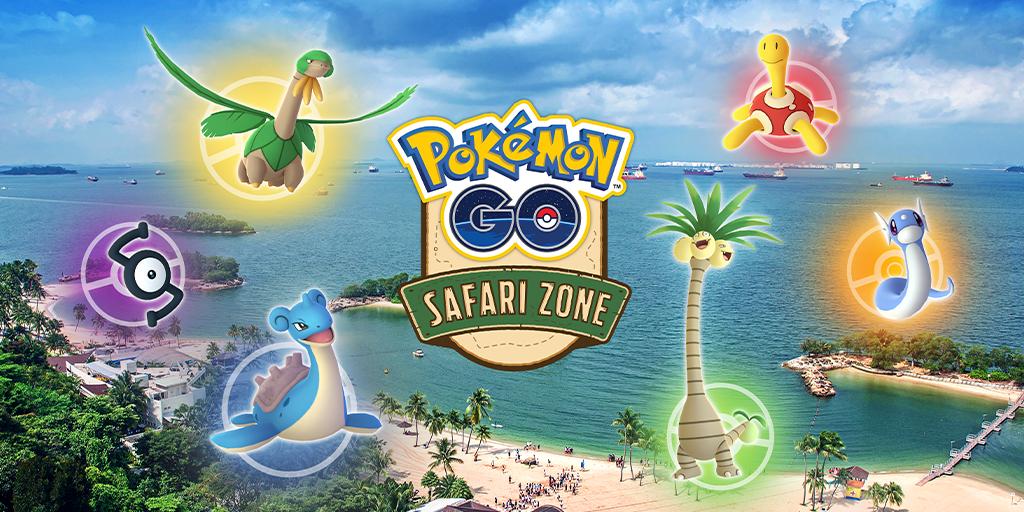 Safari Zone Singapur  2019