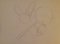 Zeichenkurs Feelinara - Schritt 2