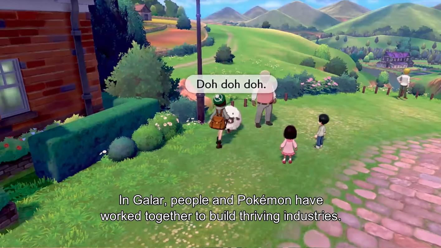 Screenshot des Trailers