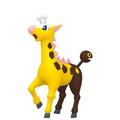 Girafarig ♀