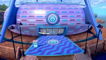Wasser-Arena