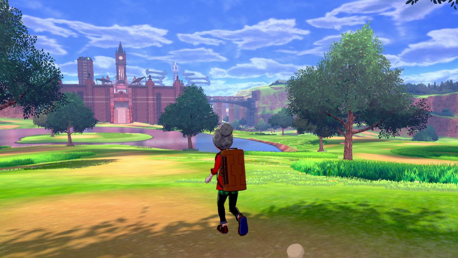 Screenshot der Naturzone