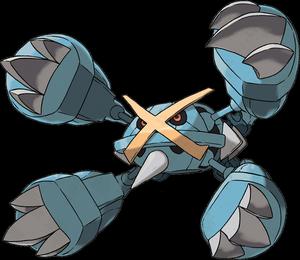 Mega-Metagross