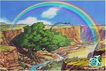 Happy End mit Regenbogen
