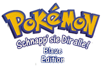 Pokémon Blaue Edition