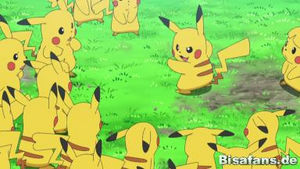 Screenshot von Pikachu