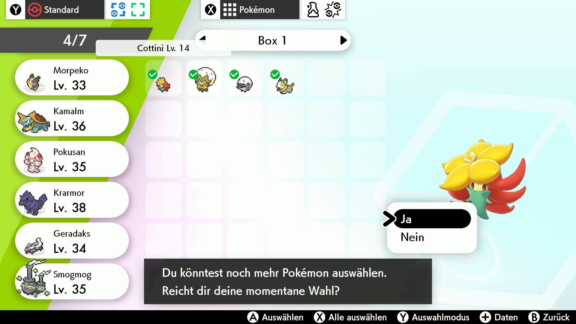 Screenshot PokéJobs