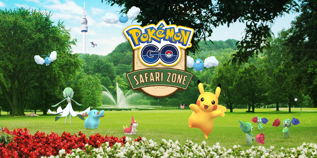 Safari Zone Dortmund 2018