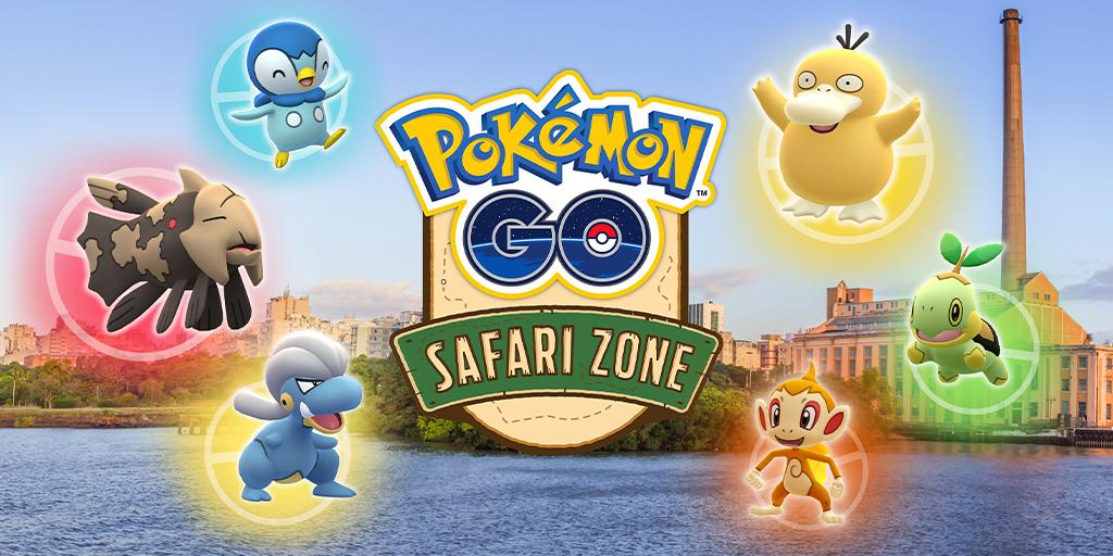 Safari Zone Brasilien 2019