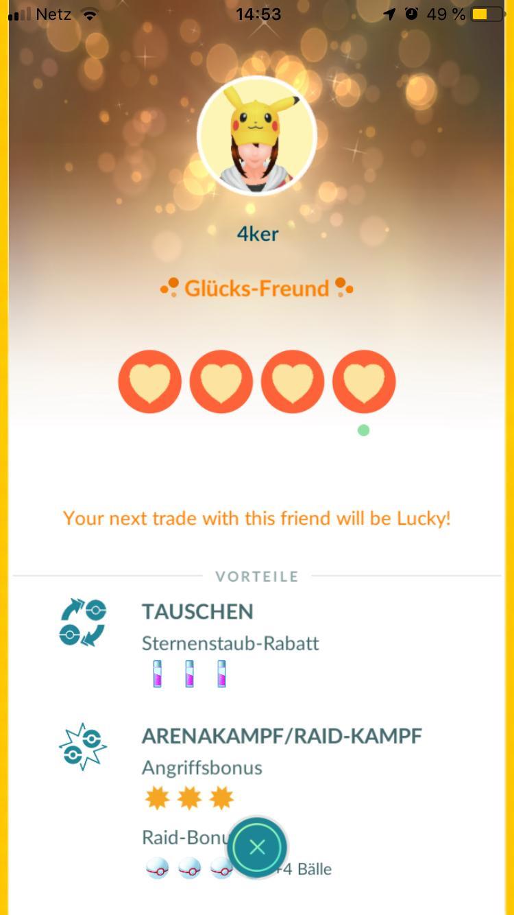 Glücks-Freunde