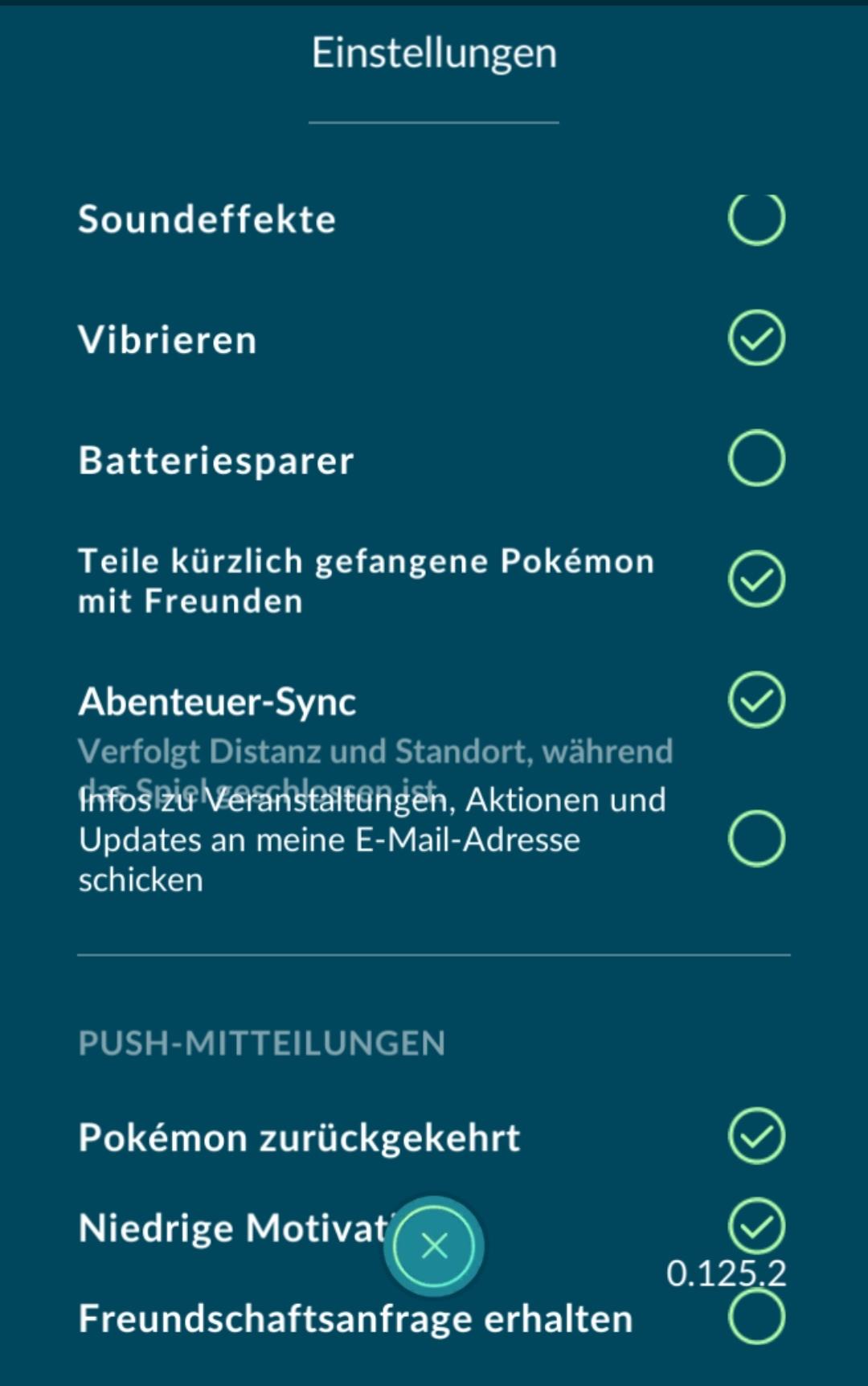Abenteuer-Sync