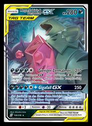 126/236 Mega-Zobiris & Despotar TAG TEAM GX