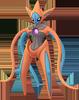 Deoxys Angriffsform