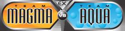 EX Team Magma vs. Team Aqua