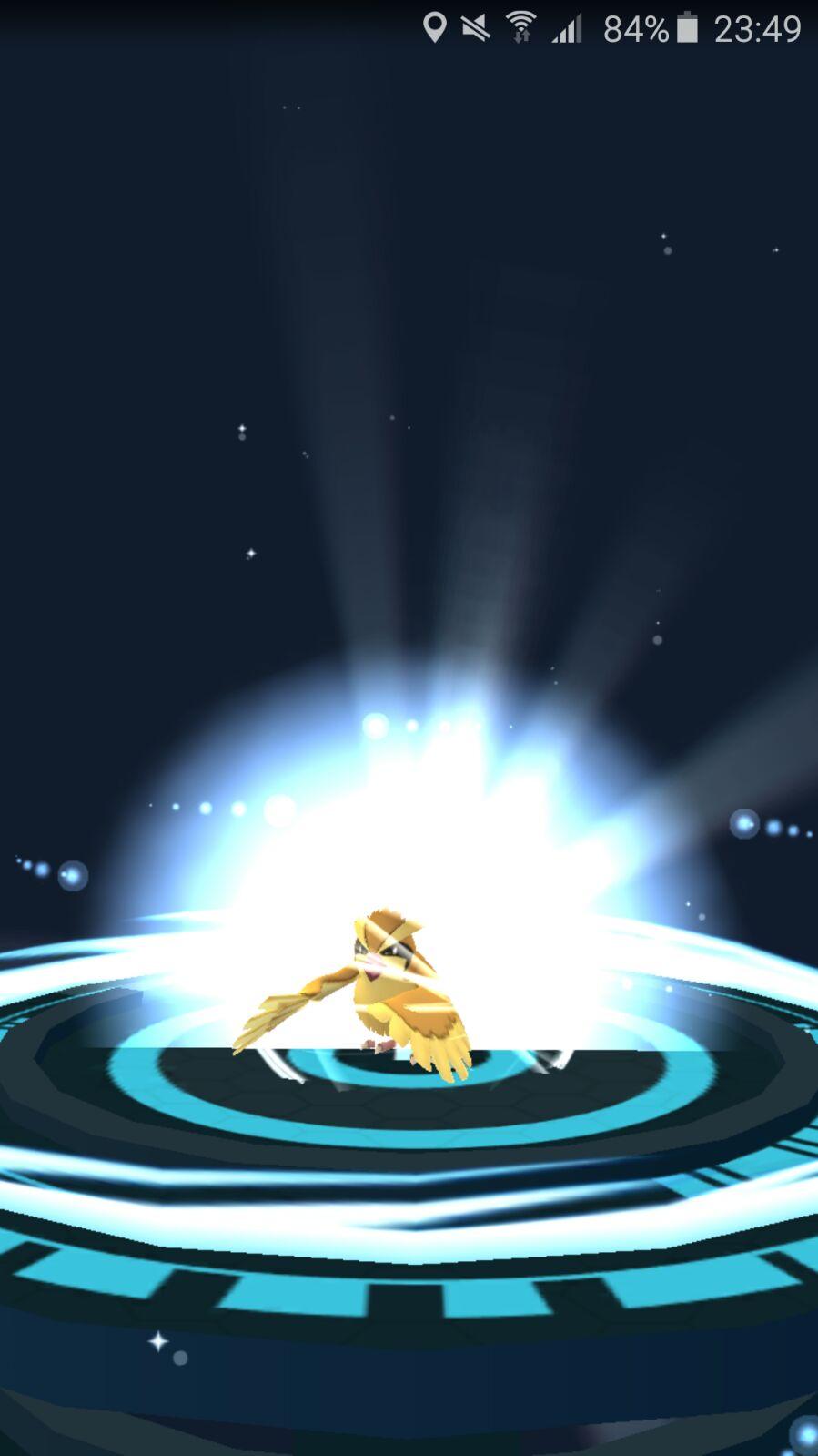 Pokémon entwickeln