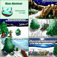 #1: Weihnachten im Wald