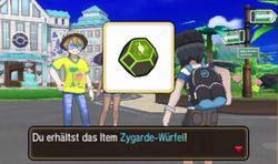 Zygarde-Würfel