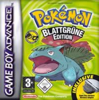 Pokémon Feuerrot-Edition