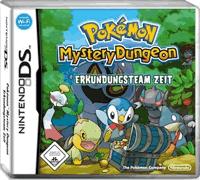 Pokémon Mystery Dungeon: Erkundungsteam Zeit