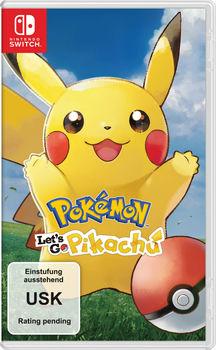 Pokémon: Let's Go, Pikachu