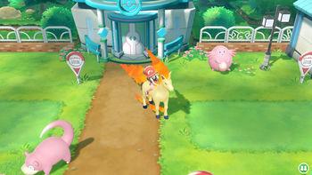 Reitbare Pokémon