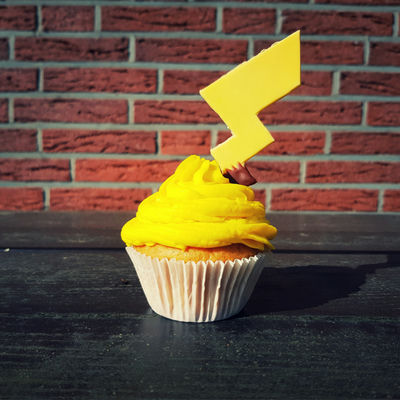 Pikachu-Muffins