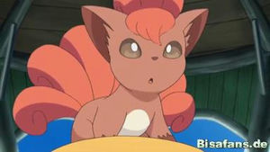 Screenshot von Vulpix