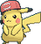 Pikachu (Ashs Kappe Alola)