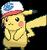 Pikachu (Ashs Kappe Einall)