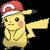 Pikachu (Ashs Kappe Kalos)