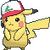 Pikachu (Ashs Kappe Kanto)