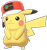Pikachu (Ashs Kappe Weltreise)