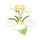 Flabébé Weißblütler
